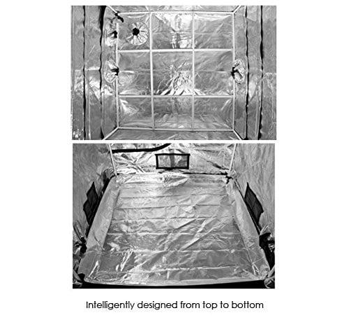 Gorilla Grow Tent Shorty 5x5