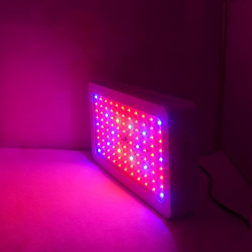 Wyzm 300watt 60x5w Full Spectrum Dimmable Led Grow Light For Indoor Medical Plants Growing And Cutting