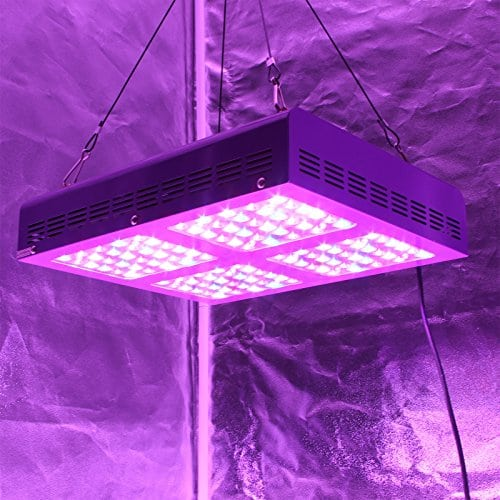 quality design 5caf4 27f31 VIPARSPECTRA Reflector-Series 600W LED Grow Light Full Spectrum for Indoor  Plants Veg and Flower