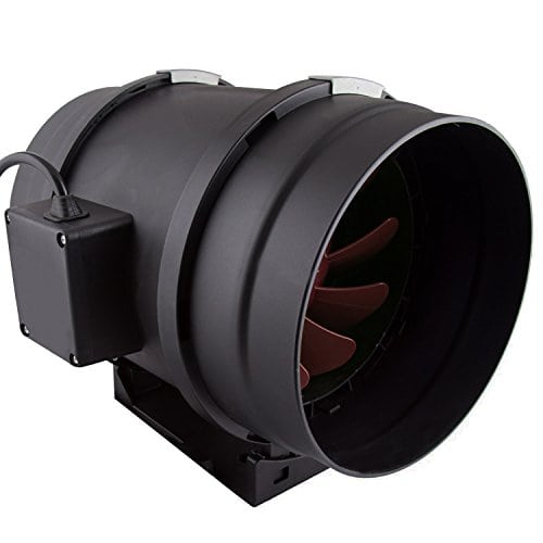 Vivosun 8 Inch 720 Cfm Inline Duct Fan With Variable Speed