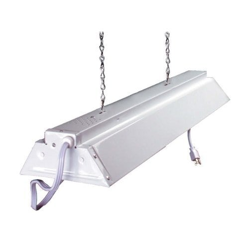 Hydrofarm Fluorescent Grow Light Fixture - Kush and Kind