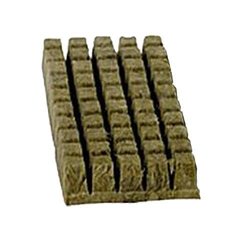Grodan-15-Inch-A-OK-Starter-Plugs-Cubes-25-Count-Stone-Rockwool-Grow-Media-0