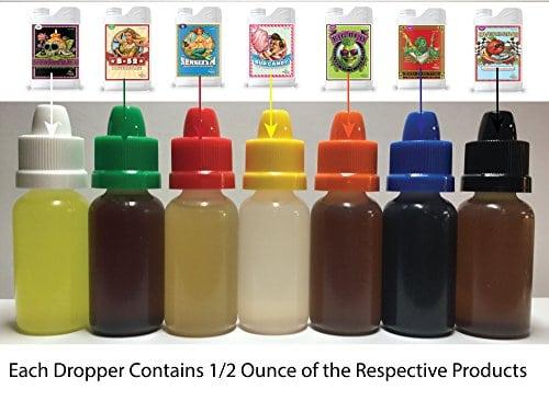 Advanced-Nutrients-Sampler-Pack-Voodoo-Juice-B-52-Bud-Candy-SensiZym-Bud-Ignitor-Big-Bud-Overdrive-and-Bloom-Micro-Grow-0