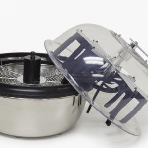 "The Clean Cut Bowl Leaf Trimmer 16/"" M-6000S TITANIUM COATED serrated  Blade"