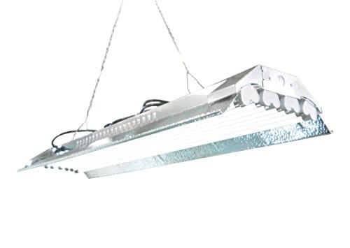 T5 HO Grow Light - 4 FT 8 Lamps - DL848S Fluorescent Hydroponic ...