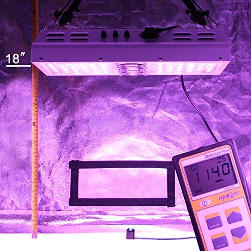 Viparspectra Dimmable Series Par700 700w Led Grow Light
